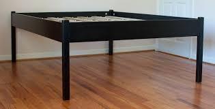Platform Bed Frame Queen Diy by Bed Frame High Platform Bed Frame Full Diy Platform Bed High