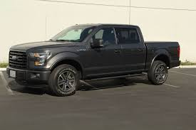 Living The High Life: Seven Inch Lift On 2015 Ford F-150