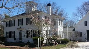 About Cape Cod antique historic gluten free bed & breakast inn