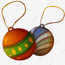 Free White Christmas Ornament Creative Pull Image Ornament