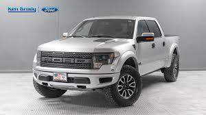 100 Used Fleet Pickup Trucks PreOwned 2013 Ford F150 SVT Raptor Crew Cab In Buena Park