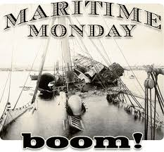 Pictures Of The Uss Maine Sinking by Maritime Monday For March 25 2013 Boom Boom Blub Blub Or