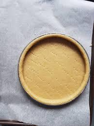 pâte à tarte sablée amande et vanille sans beurre saine et vegan