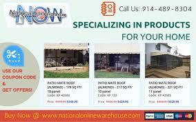 Patio Mate Screen Enclosure Roof by Nationalonlinewarehouse U2013 Patiomate Casita Screenhouse Screenrooms