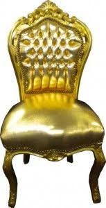 barock esszimmer stuhl gold gold barock möbel barock