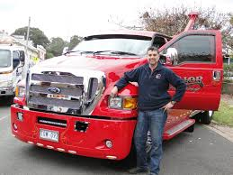 100 Buy A Tow Truck Michael Donchos With His Magic Ford F650 Tow Truck
