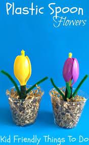 The 25 Best Flower Crafts Kids Ideas On Pinterest