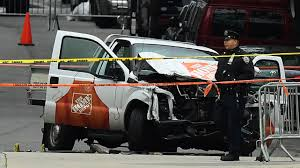 100 Home Depot Truck Neighbor Saw NYC Terrorist In Several Times Over