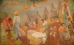 harlem hospital wpa murals the wpa in harlem