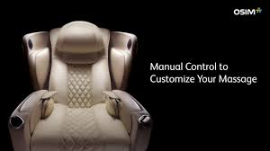 Inada Massage Chairs Uk by Customize Your Ulove Massage Chair With Manual Control Youtube