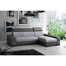 canapé simili cuir gris canape angle simili cuir achat canape angle simili cuir pas cher