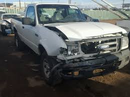 1FTYR11U87PA90676 | 2007 WHITE FORD RANGER On Sale In CO - COLORADO ...