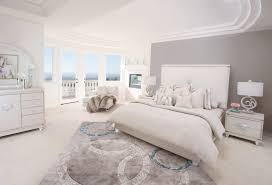 AICO Furniture Glimmering Heights Bedroom Collection