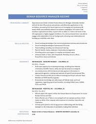 9 Hr Resumes For Experienced | Proposal Sample