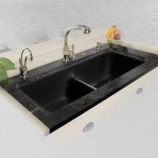 ceco big corona double bowl undermount kitchen sink