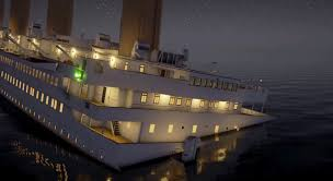 Titanic Sinking Simulation Real Time by Images Of Titanic Accurate Simulation 2nd Sc