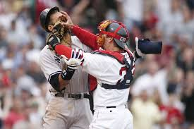 Jason Varitek may have cemented his place in Red Sox lore when he challenged Alex Rodriguez