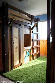Minecraft Themed Bedroom Ideas by Diy Fort Bed Minecraft Bed The Rustic Willow