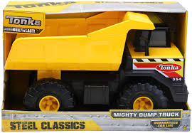 100 Tonka Truck Games Classic Steel Mighty Dump Vehicle Antagongame