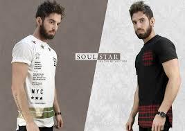 SoulStar Mens Urban Clothes Campaign 2018