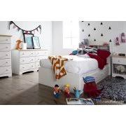 Twin White Bed by White Twin Beds