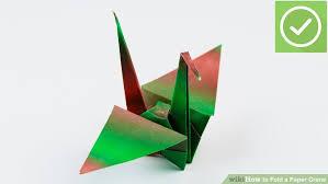 Image Titled Fold A Paper Crane Step 29
