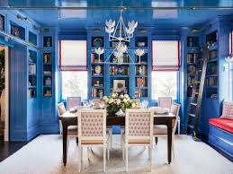 ungewöhnliche tapete für wohnzimmer zimmer blau esszimmer