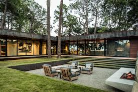 100 Modern Homes With Courtyards Courtyard Bringing The Outdoors In News24680com