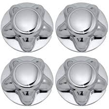 Amazon.com: OxGord Center Caps Best For 1997-2003 Ford Expedition ...