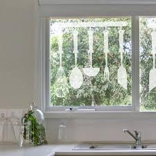 sticker porte cuisine stickers dépoli éléments cuisine décoration vitre et miroir
