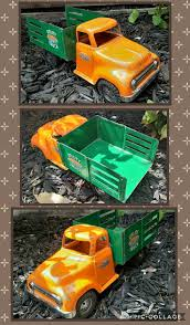 TONKA 1954 UTILITY TRUCK All Original | TONKA TRUCKS And TRACTORS ... 2013 Ford F150 Tonka Truck By Tuscany At Of Murfreesboro 888 1970 Tonka Hydraulic Dump Truck Trucks How To Derust Antiques Metal Toy Time Lapse Youtube 2016 Ford Edition Walkaround Toys Price Guide And Idenfications Funrise Toughest Mighty Are Antique Worth Anything Referencecom Amazoncom Handle Color May Vary Party Supplies Sweet Pea Parties 1954 Private Label True Value Hdware Box Van Of