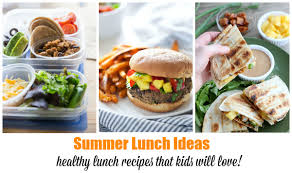 15 Easy And Fresh Summer Lunch Ideas