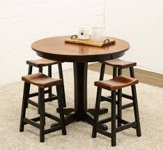 Glacier Pub Table With 4 Urban Stools | Dutch Craft Furniture Carolina Tavern Pub Table In 2019 Products Table Sets Sunny Designs Bourbon Trail 3 Piece Kitchen Island Set With Gate Leg Ding Room Shop Now For The Lowest Prices Leons Dinettes And Breakfast Nooks High Top Dinette Just Fine Tables Farm To Love Last Part 2 5 Windsor Back Counter Chairs By Best These Gorgeous Farmhouse Bar Models Buy French Country Sets Online At Overstock Our Add Stylish Rectangular Residential Or Commercial Fniture Lazboy Adorable Small And Standard
