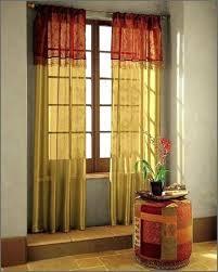 orange sheer curtains online india integralbook com
