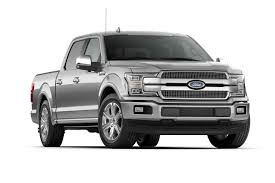 2018 Ford® F-150 Platinum Truck | Model Highlights | Ford.com