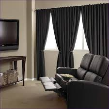 living room soundproof blinds uk sound blocking curtains within