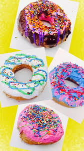 Gr 3 Pop Art Donut Sculptures