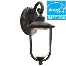 outdoor wall lighting motion sensor heath zenith light with