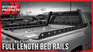 Highway Products | Full Length Bed Rails - YouTube Stampede Rail Topz Bed Tailgate Caps Fast Ship Highway Products Full Length Rails Youtube Amazoncom Stake Pocket Covers For Those Odd Shaped Holes Pickup Truck 135 Ebay Tacoma System Tacoma Stuff Pinterest Rails And Topline 2 Bike Carrier Mounted Expandable Rack Dsi Automotive Extang Solid Fold 20 Tonneau Cover Black Universal Raptor Series Clamp Clamps Cap Steelcraft 072014 Chevy Silverado Westin Platinum Oval 50