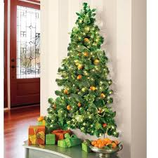 My Home Reference Half Christmas Tree Prelit