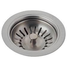 Kohler Sink Strainer Stainless Steel by 72010 Kitchen Sink Flange U0026 Strainer