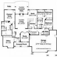Craftsman Style Floor Plans by Craftsman Style Ranch Home Floor Plans Thefloors Co