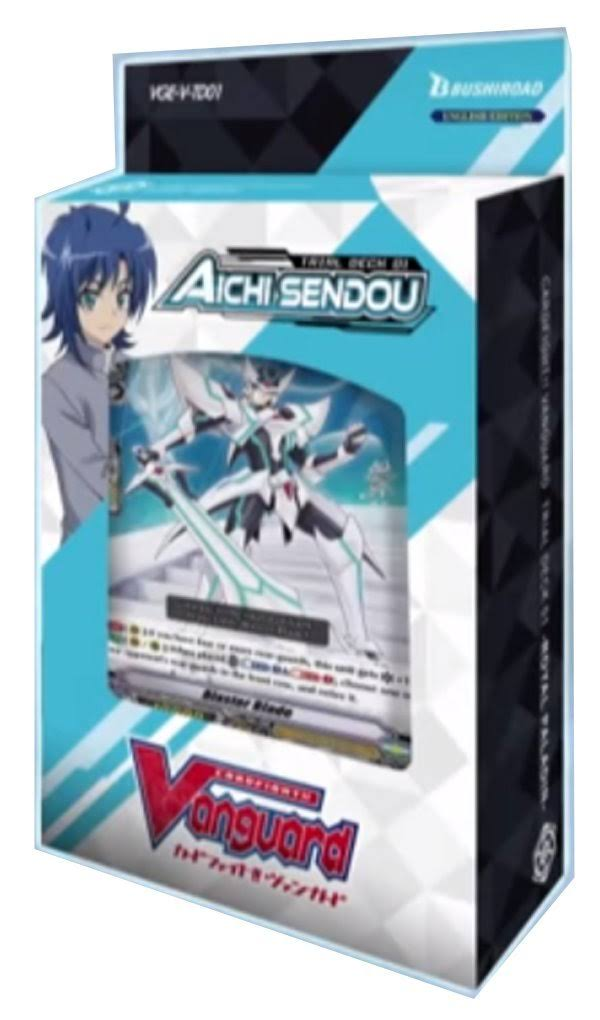 Cardfight Vanguard V1 Aichi Sendou Trial Deck