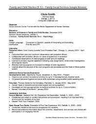 Social Worker Resume Templates This Is Human Services Examples Sample