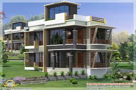 100 Modern Home Designs 2012 Indian House Elevation New House Plans Villa Design Best
