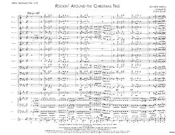 Rockin Around The Christmas Tree Chords by Round The Christmas Tree Part 44 Christmas Carols U003e