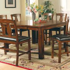 Havertys Rustic Dining Room Table by Steve Silver Lakewood 5 Piece Counter Height Dining Set Hayneedle