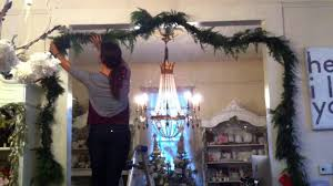 How To Hang The Perfect Fresh Cedar Garland - YouTube Christmas Decorations And Christmas Decorating Ideas For Your Garland On Banister Ideas Unique Tree Ornaments Very Merry Haing Railing In Other Countries Kids Hangers Single Door Hanger World Best Solutions Of Time Your Averyrugsc1stbed Bath U0026 Shop Hooks At Lowescom 25 Stairs On Pinterest Frontgatesc Neauiccom Acvities 2017