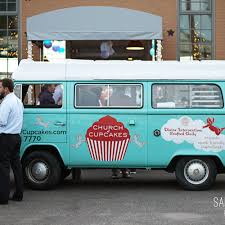 Church Of Cupcakes - Denver Food Trucks - Roaming Hunger