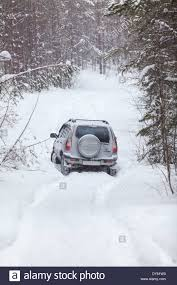 Russian Truck In Deep Snow Stock Photos & Russian Truck In Deep Snow ...